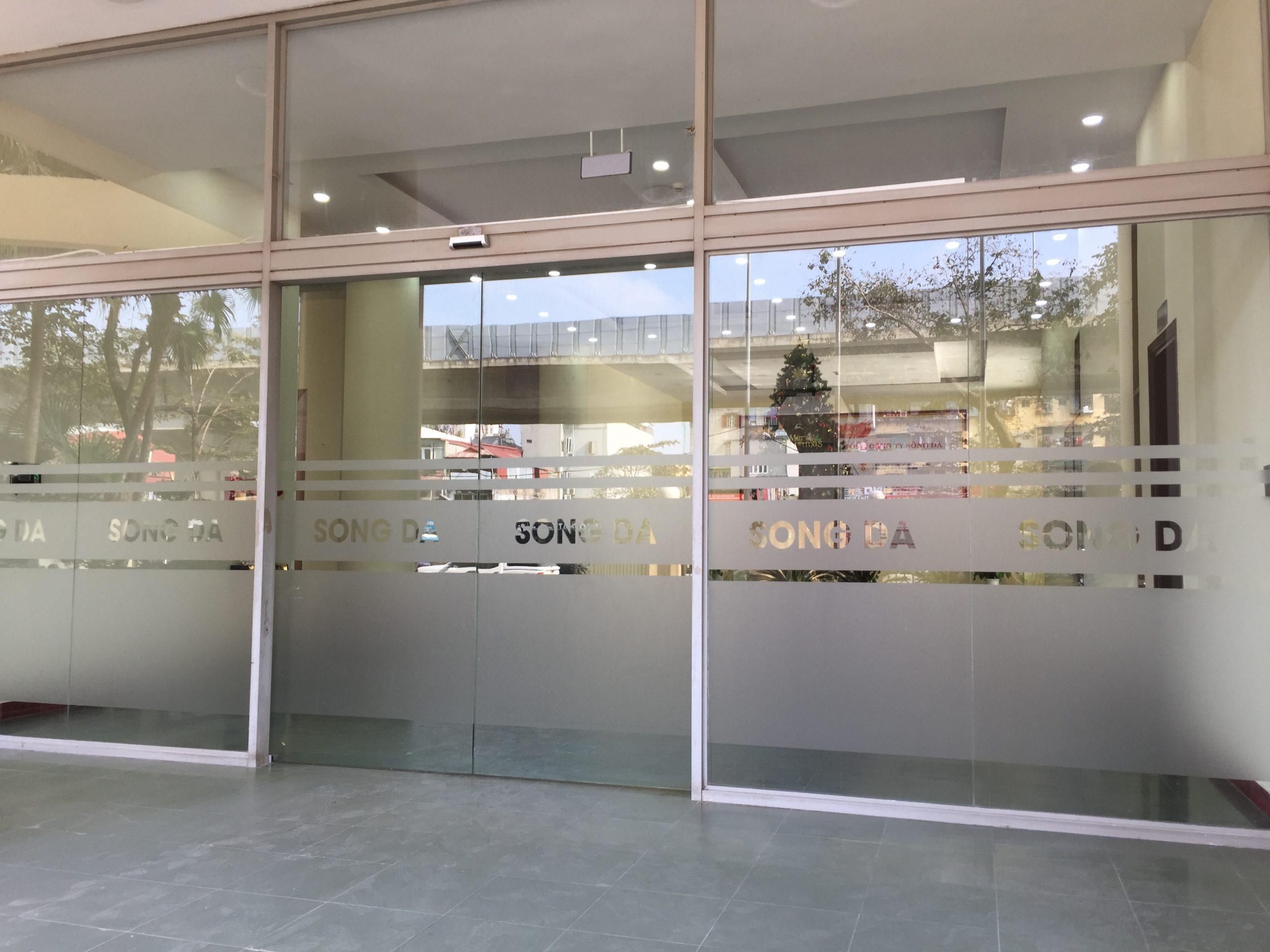 Cửa tự động Cortech Hàn Quốc