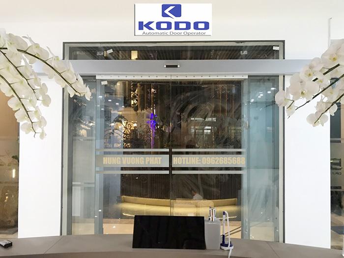 Cửa tự động KODO T400 Hàn Quốc