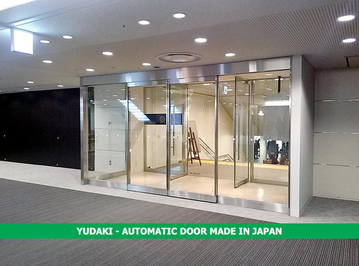 Cửa tự động YUDAKI NZS-40CNT Nhật Bản