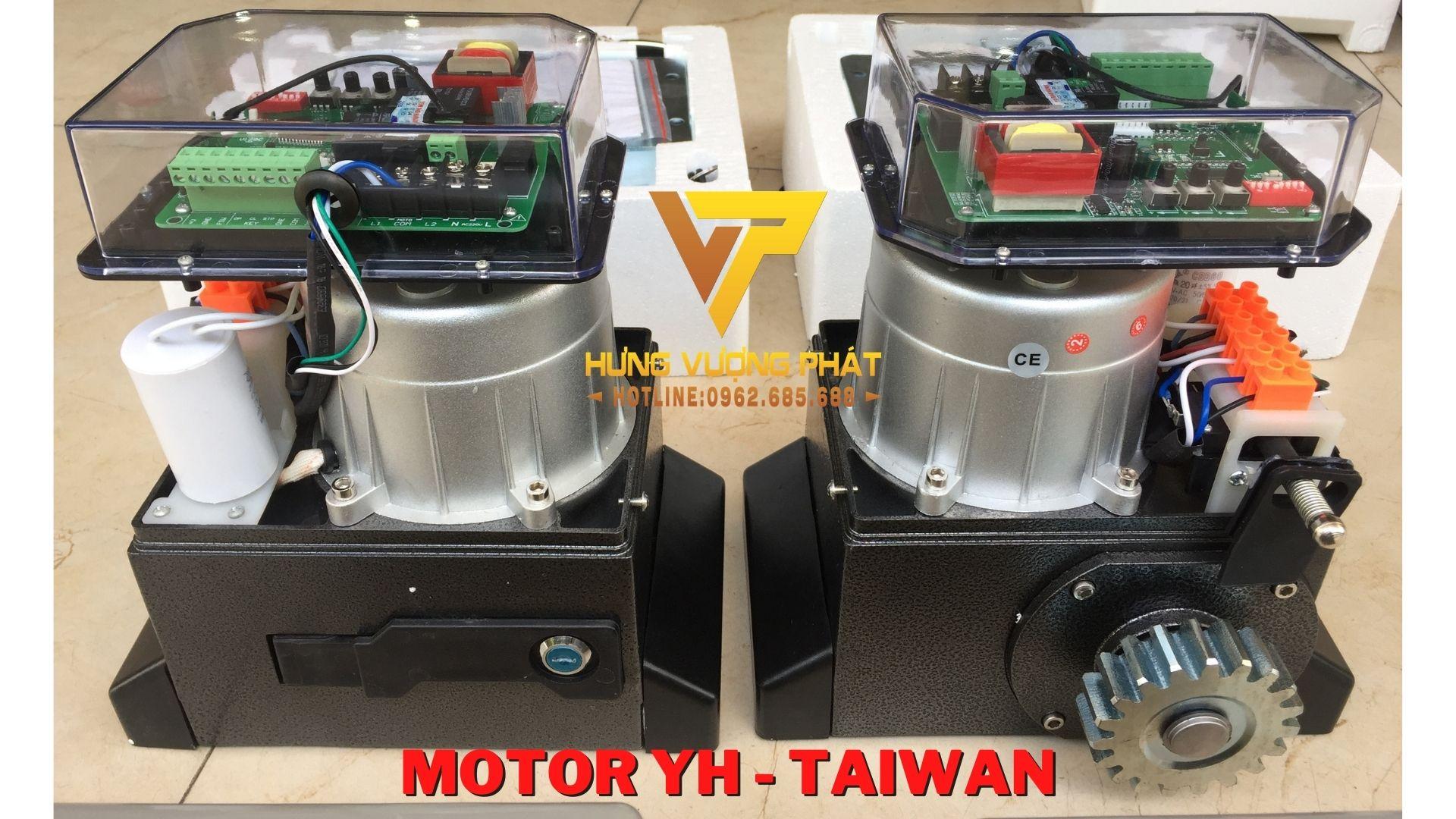 Mô tơ cổng lùa YH -2HP Đài Loan